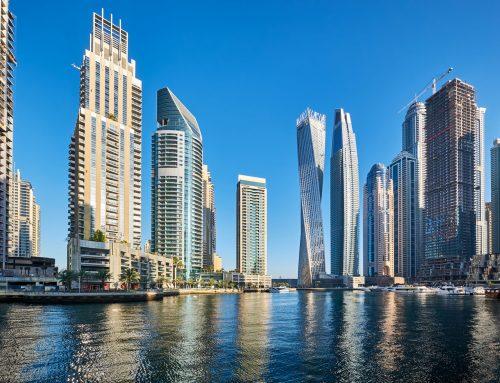 Ab Januar 2021 neues  VERTRETUNGSBÜRO IN DUBAI